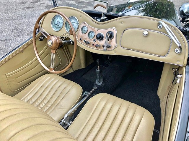 1953 MG - TD MKI For Sale (picture 5 of 6)