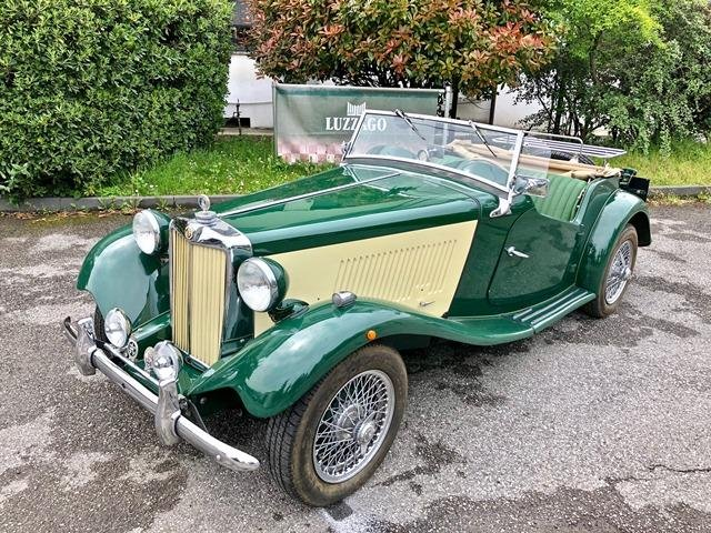 1952 MG - TD MKII SOLD (picture 1 of 6)