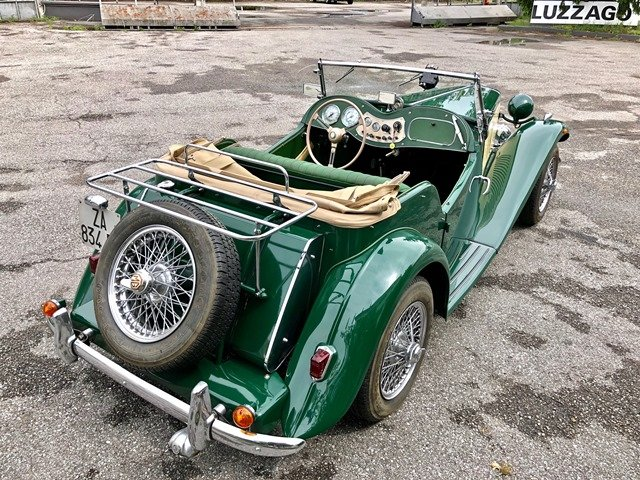 1952 MG - TD MKII SOLD (picture 2 of 6)
