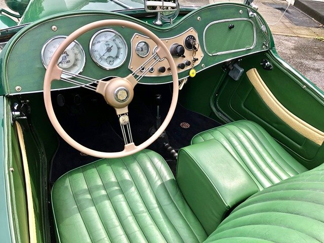 1952 MG - TD MKII SOLD (picture 3 of 6)