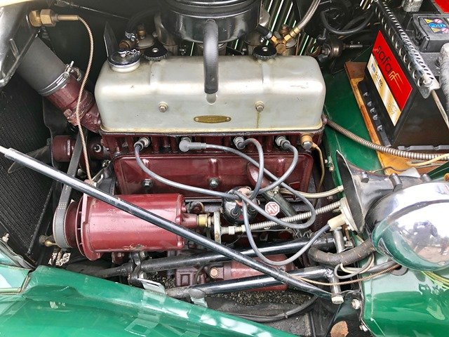 1952 MG - TD MKII SOLD (picture 4 of 6)