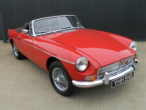 1964 MG MGB 1.8 ROADSTER For Sale
