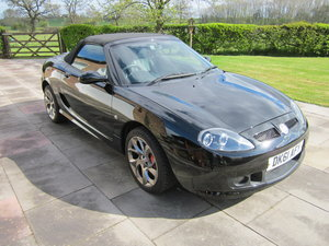 For Sale 2011 (61) MG TF 135 Raven Black For Sale