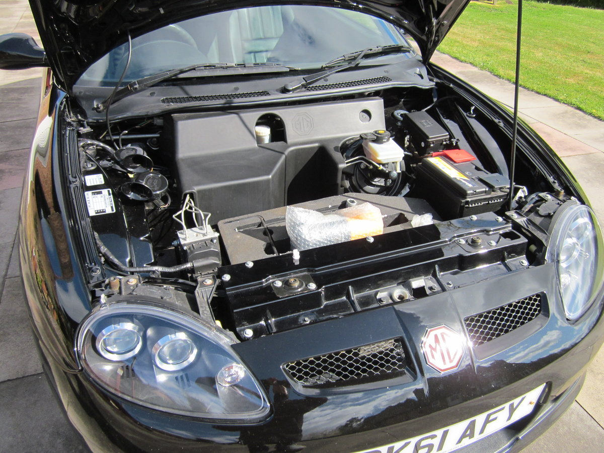 For Sale 2011 (61) MG TF 135 Raven Black For Sale (picture 4 of 5)