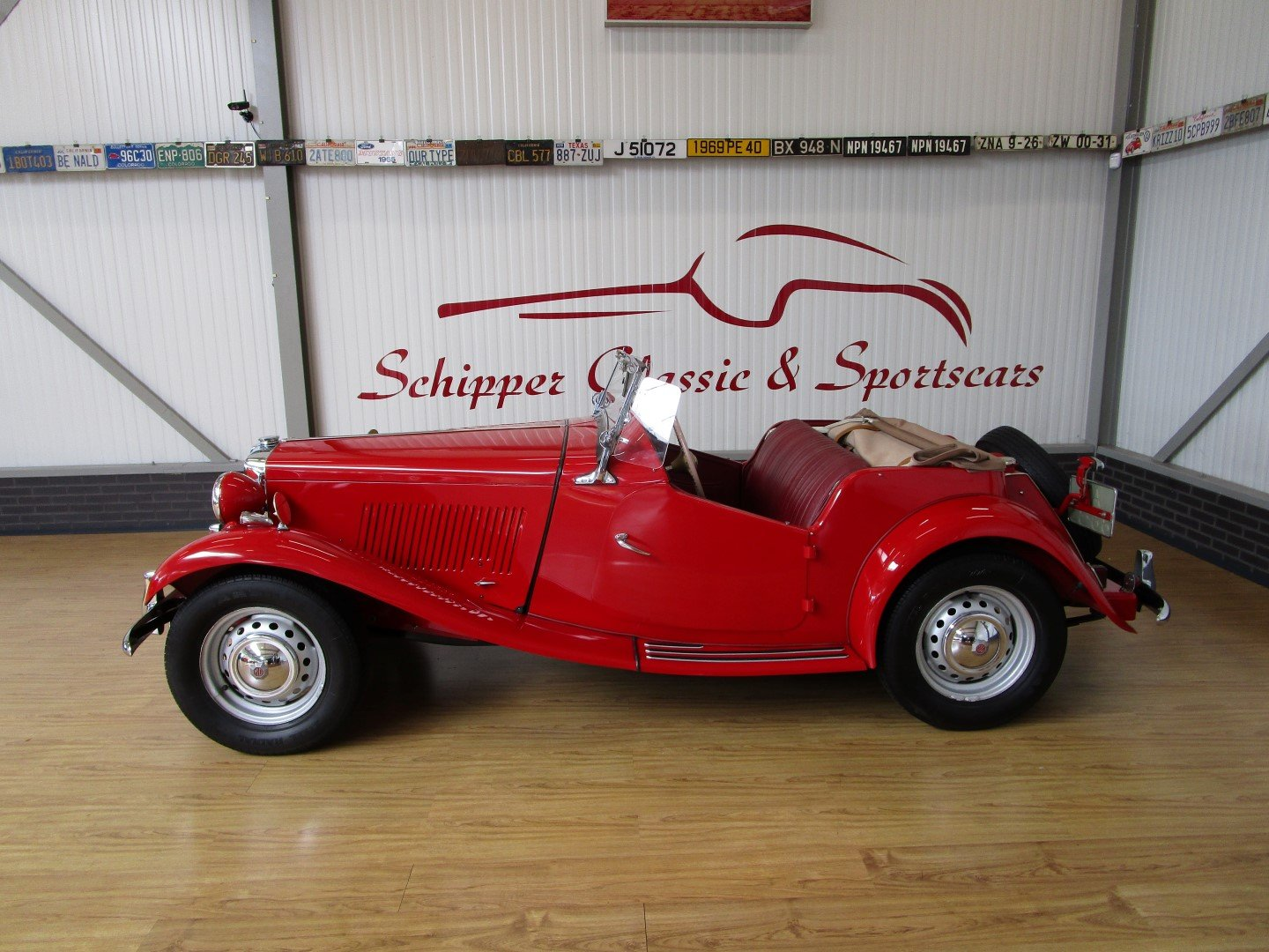 1952 MG TD Roadster For Sale (picture 2 of 6)