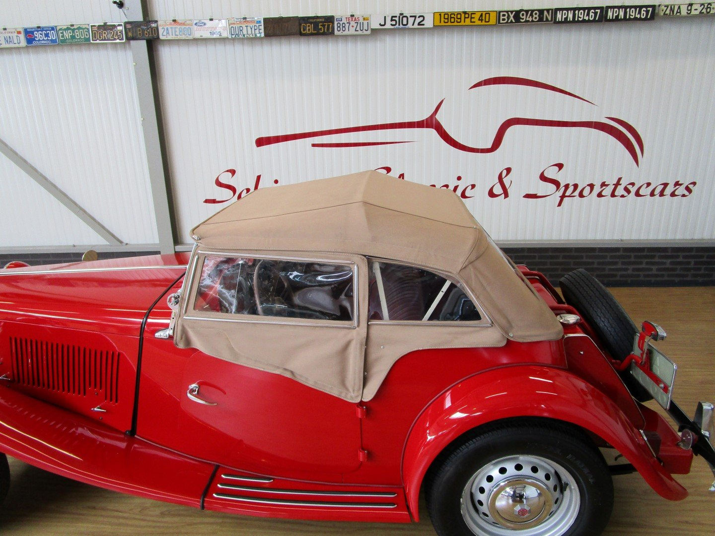 1952 MG TD Roadster For Sale (picture 4 of 6)