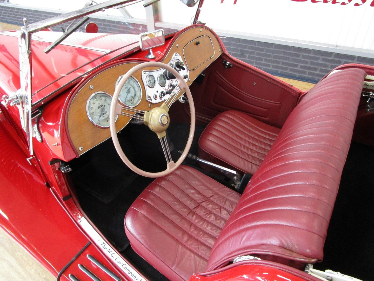 1952 MG TD Roadster For Sale (picture 5 of 6)