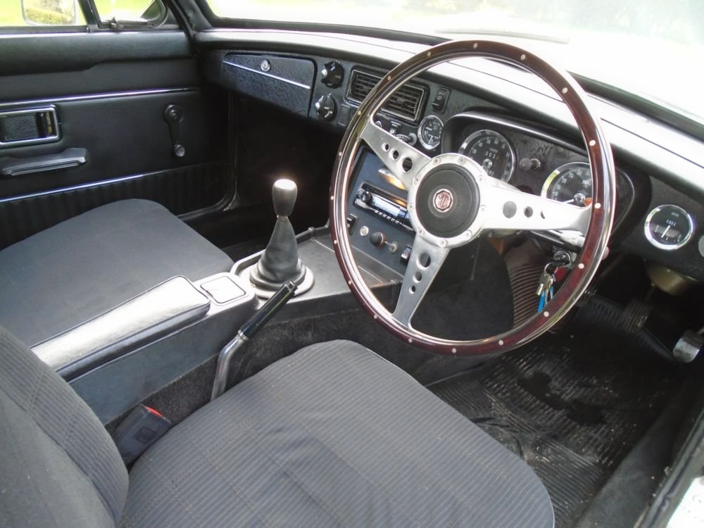 1974 MGB GT with Overdrive  For Sale (picture 4 of 6)