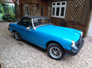 1978 MG MIDGET  WITHOUT DOUBT THE BEST ON THE MARKET TODAY  For Sale