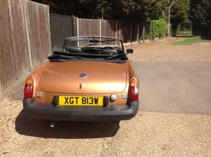 1981 MGB Sports Convertible For Sale For Sale