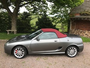 2004 MG TF 160 SOLD