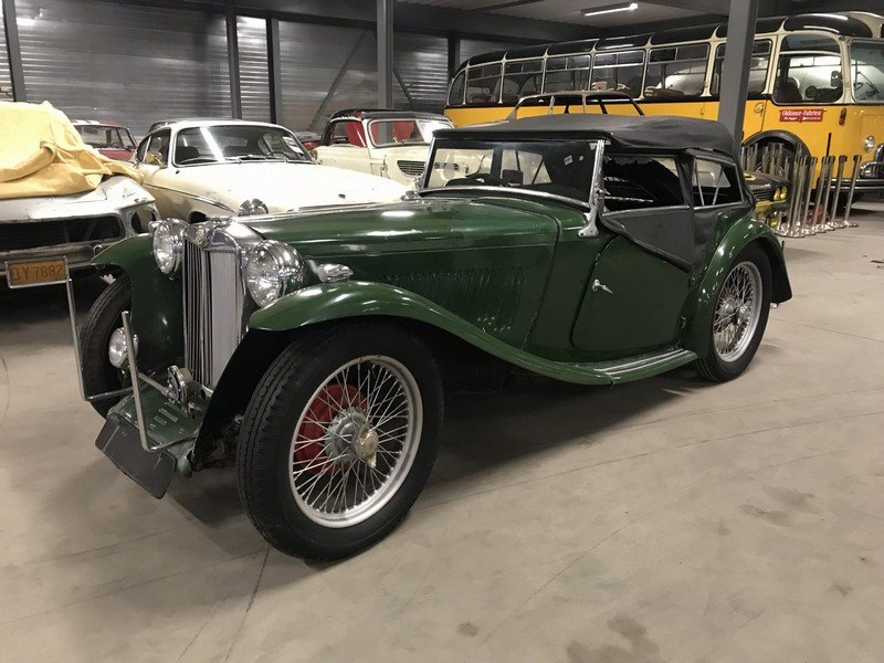 1948 MG TC For Sale (picture 1 of 6)