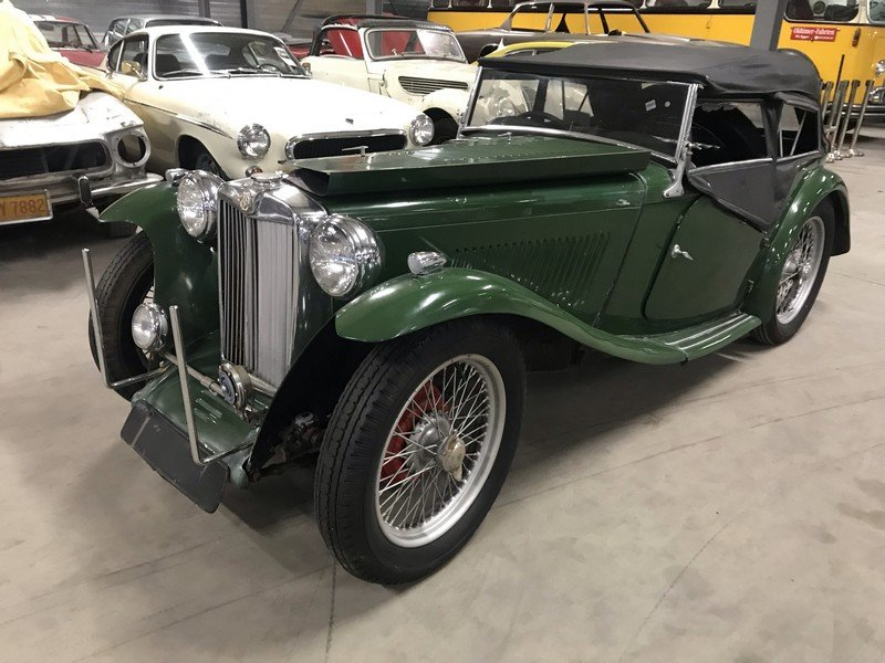 1948 MG TC For Sale (picture 5 of 6)