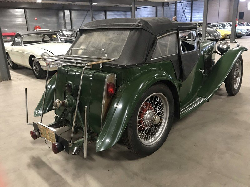 1948 MG TC For Sale (picture 6 of 6)