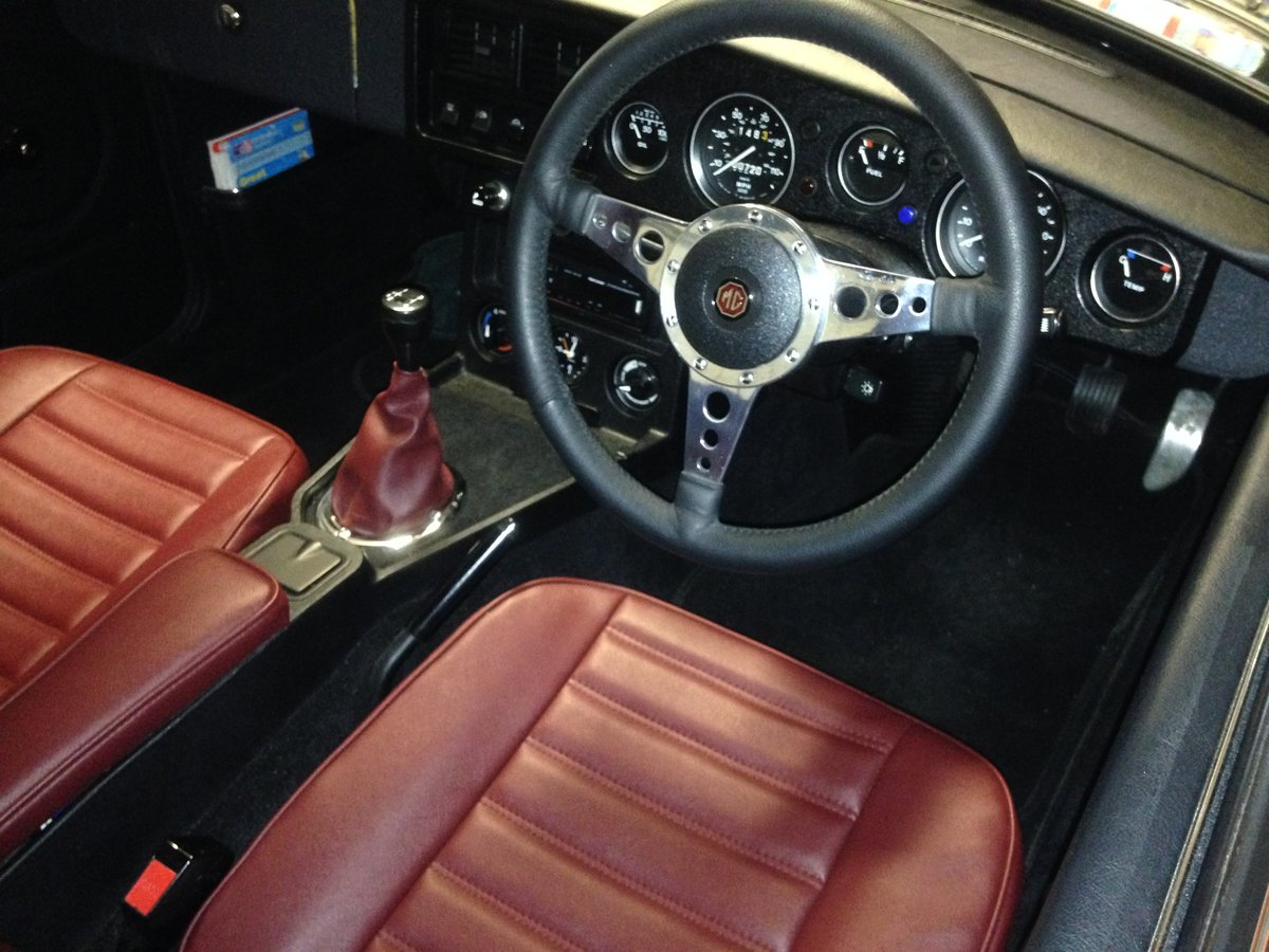 1980 Superb as new MGB GT consider interesting exchange For Sale (picture 3 of 6)