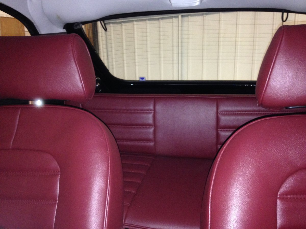 1980 Superb as new MGB GT consider interesting exchange For Sale (picture 5 of 6)
