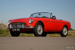 1969 MGC immaculate, matching numbers, Euro model, For Sale