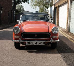 1974 Wonderful RWA 1275 Midget! For Sale