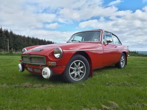 1970 MGB GT Historic Rally Car For Sale