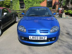2003 MG TF - GOOD CONDITION For Sale
