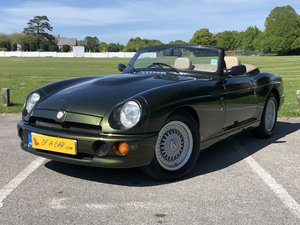 1994 MG RV8 Convertible 3.9