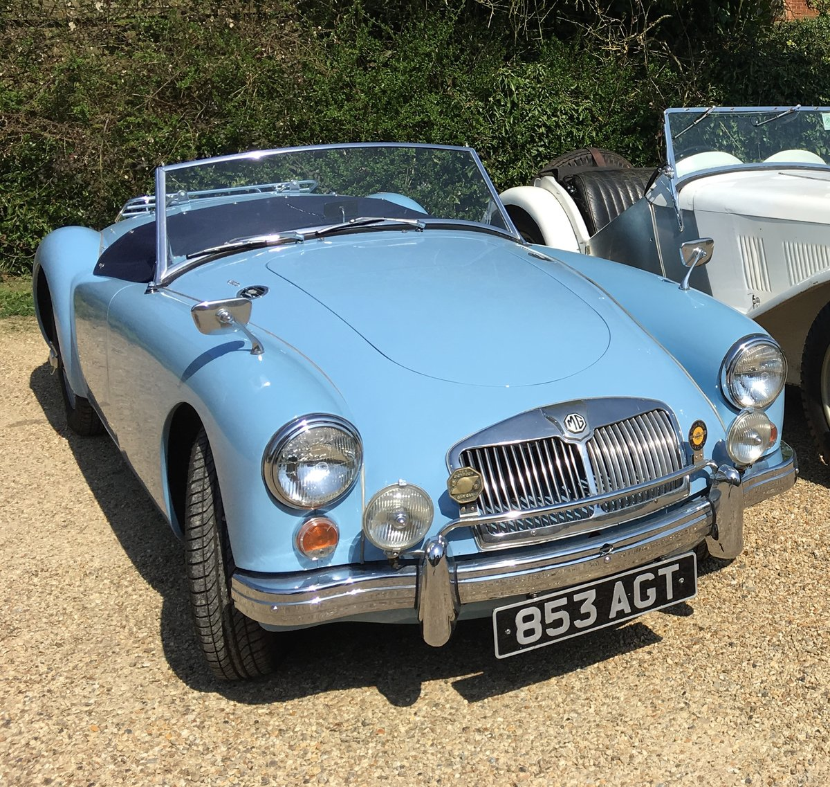 1960 1600 MGA Mk1 Roadster For Sale (picture 2 of 5)