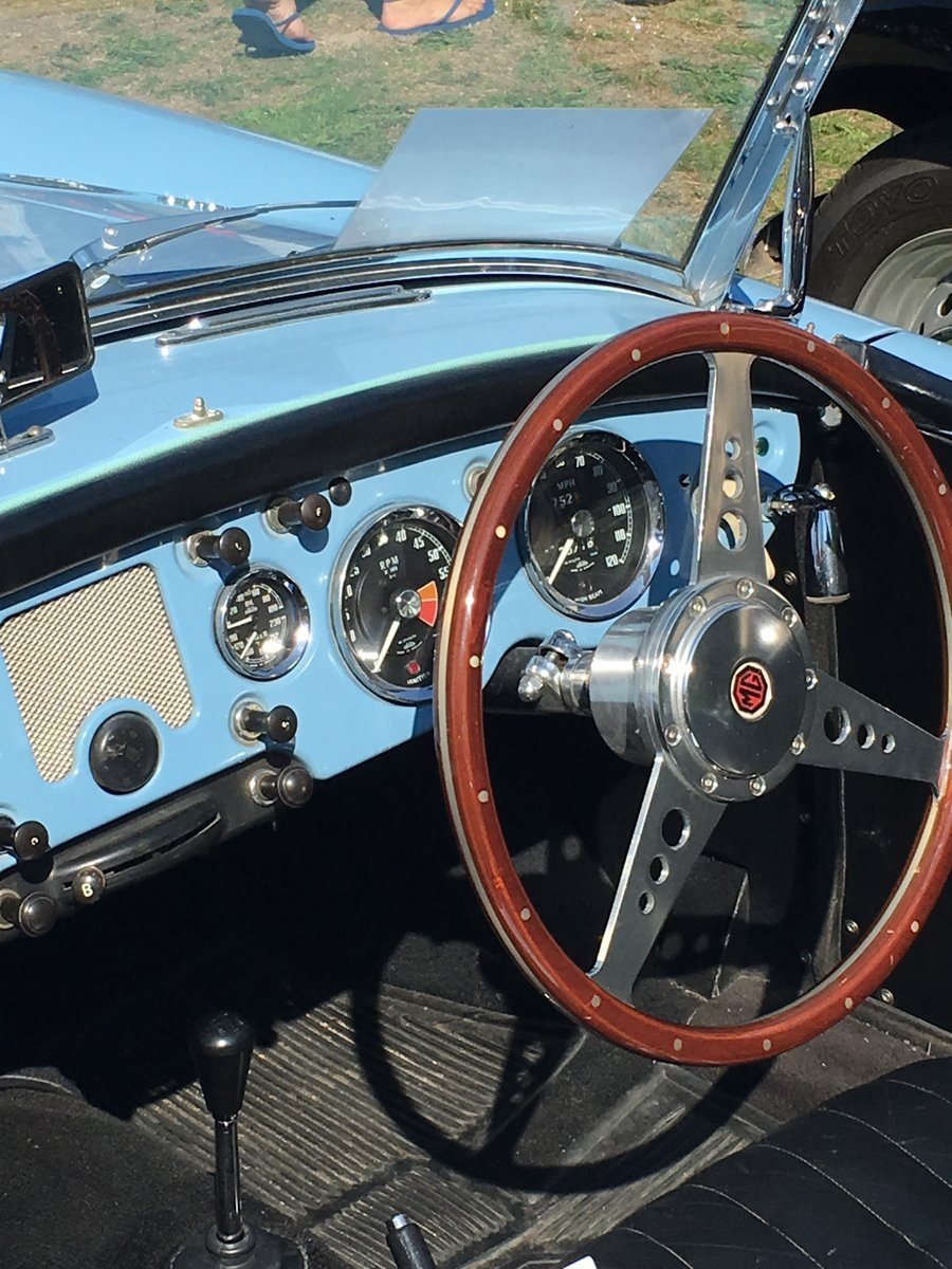 1960 1600 MGA Mk1 Roadster For Sale (picture 3 of 5)
