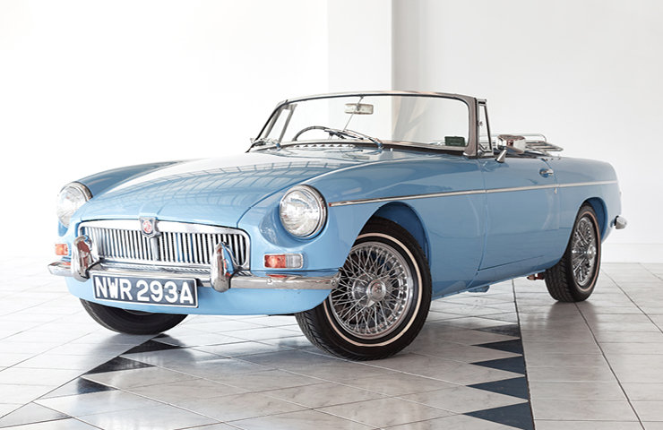 1963 B ROADSTER SERIES 1  For Sale (picture 1 of 10)