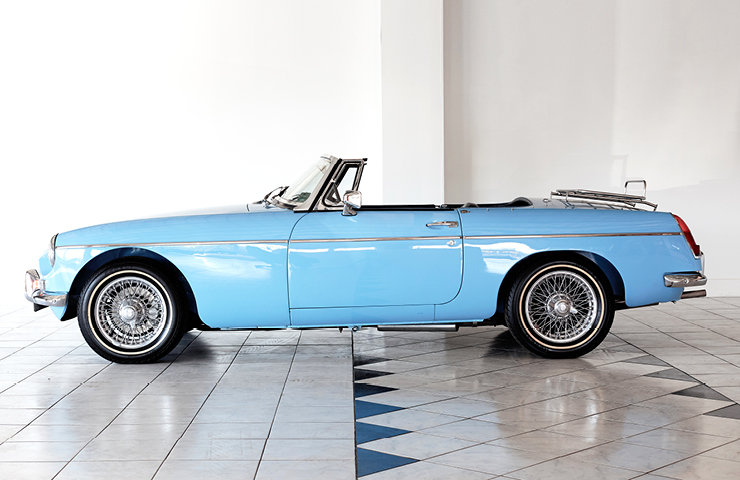 1963 B ROADSTER SERIES 1  For Sale (picture 2 of 6)