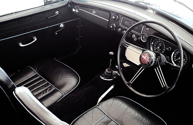 1963 B ROADSTER SERIES 1  For Sale (picture 3 of 6)