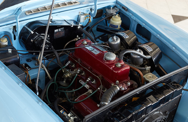 1963 B ROADSTER SERIES 1  For Sale (picture 5 of 6)