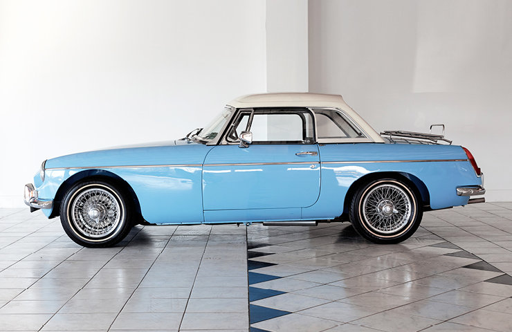 1963 B ROADSTER SERIES 1  For Sale (picture 6 of 6)
