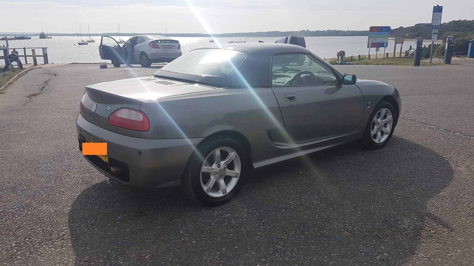 2005 MGTF  new clutch, hard top For Sale (picture 3 of 6)