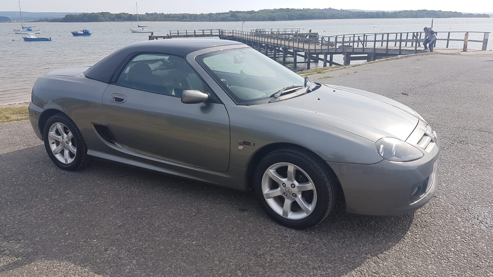 2005 MGTF  new clutch, hard top For Sale (picture 4 of 6)