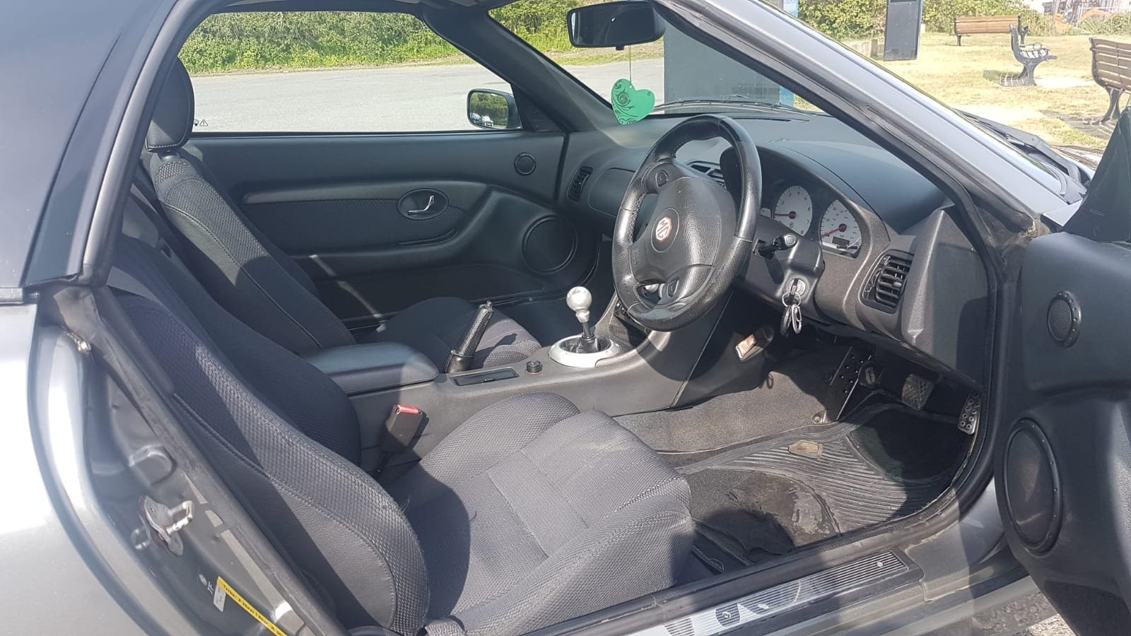 2005 MGTF  new clutch, hard top For Sale (picture 5 of 6)