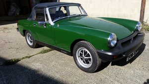 1979 MG Midget 1500cc only 20,000 miles! For Sale