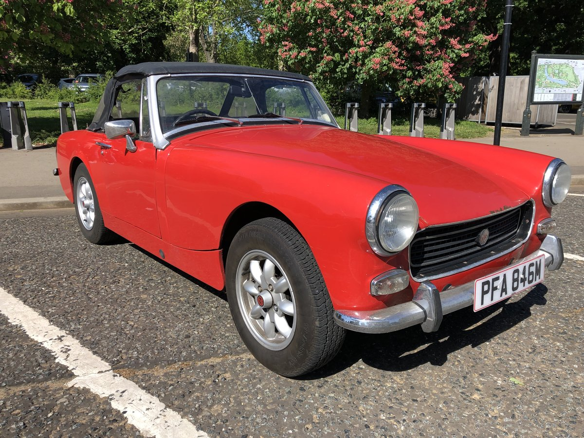MG Midget RWA (1275cc) for sale (1974) For Sale (picture 1 of 6)