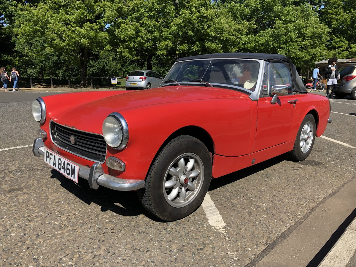 MG Midget RWA (1275cc) for sale (1974) For Sale (picture 2 of 6)