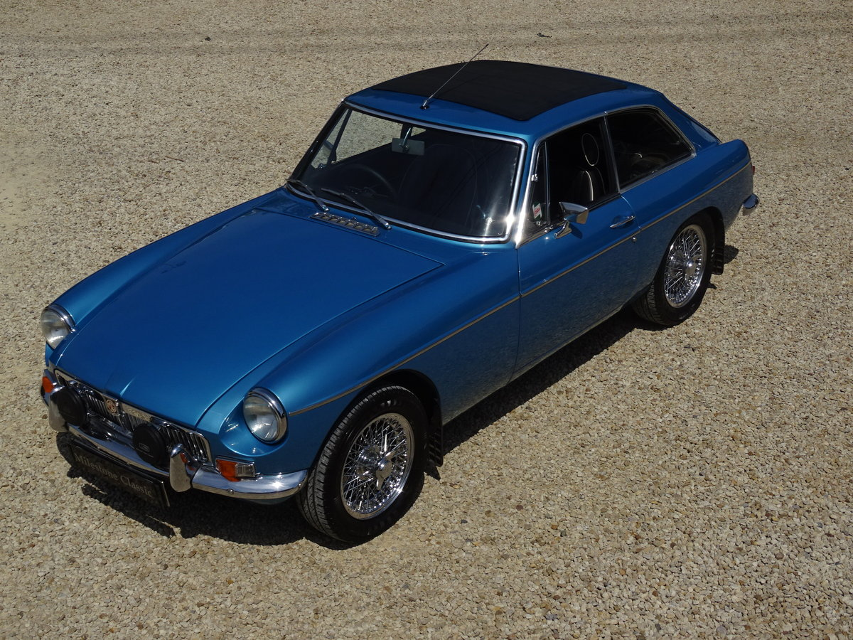 MGB GT Mk1 – Stunning Restoration/Fast Road Specification   SOLD (picture 1 of 6)