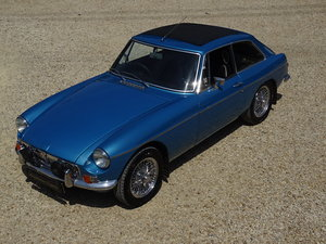 MGB GT Mk1 – Stunning Restoration/Fast Road Specification   For Sale