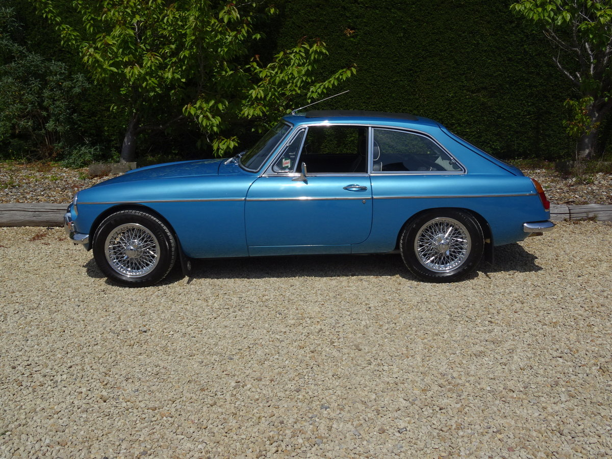 MGB GT Mk1 – Stunning Restoration/Fast Road Specification   SOLD (picture 4 of 6)