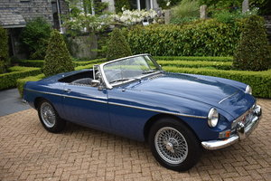 A 1969 MG C roadster - 23/06/2019 For Sale by Auction