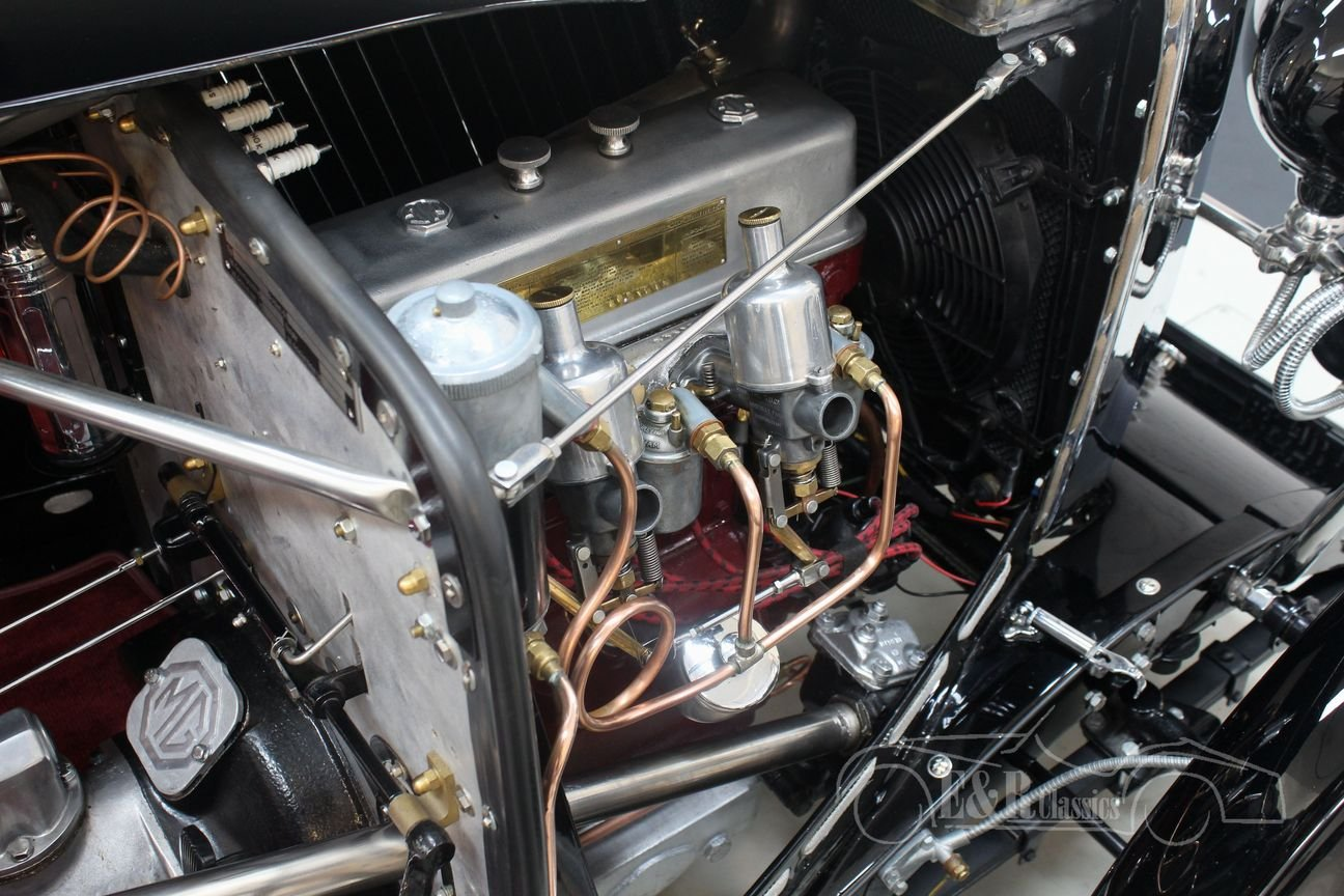 MG J2 Midget 1933 Body-off restored For Sale (picture 4 of 6)