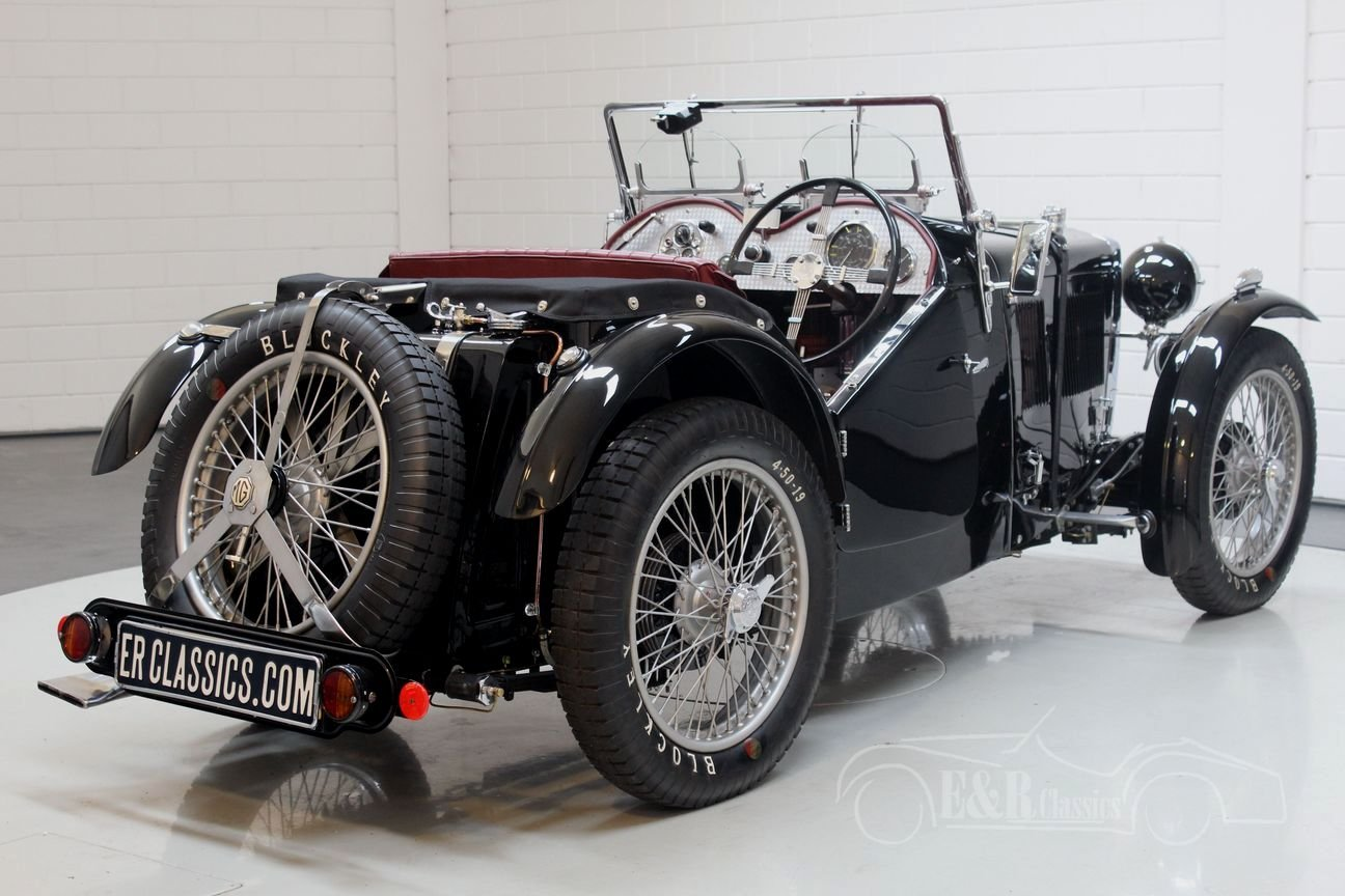 MG J2 Midget 1933 Body-off restored For Sale (picture 6 of 6)