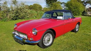 1964 Mgb Roadster Mk1 Pull Handle For Sale