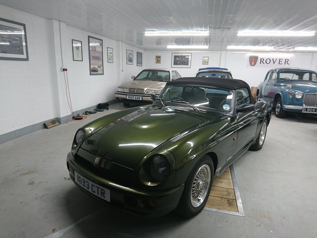 MGR V8 1995 For Sale (picture 1 of 6)