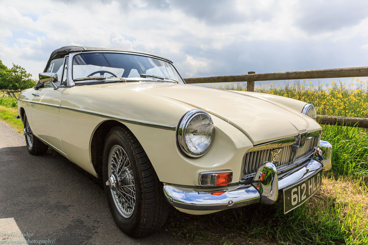 1964 Lovely MGB Mk1  For Sale (picture 1 of 6)