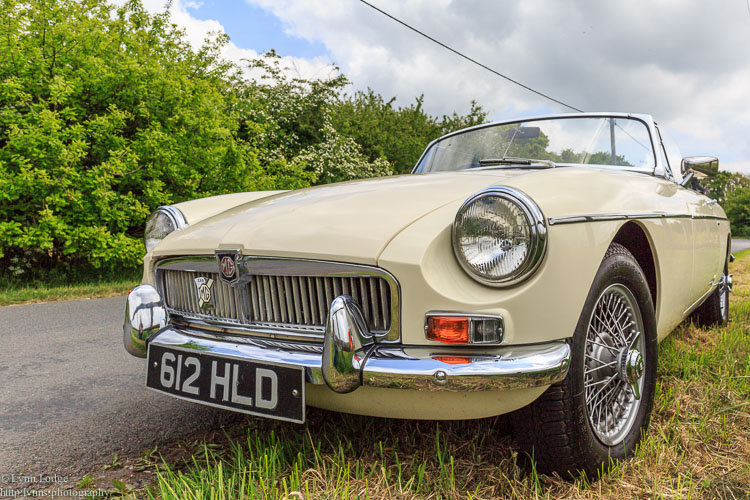 1964 Lovely MGB Mk1  For Sale (picture 2 of 6)