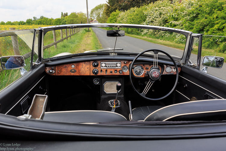 1964 Lovely MGB Mk1  For Sale (picture 3 of 6)