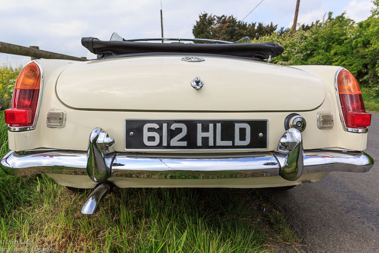 1964 Lovely MGB Mk1  For Sale (picture 6 of 6)